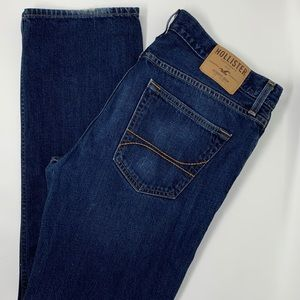 Hollister Classic Straight Leg Jeans